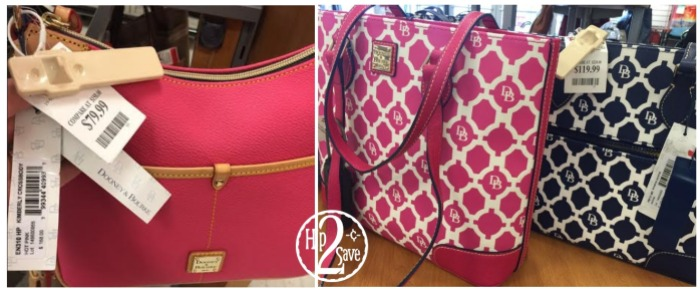 Dooney & Bourke Handbags at TJMaxx - Hip2Save