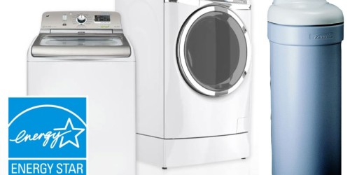 Reader Question: Best Place to Purchase a Washer & Dryer and Water Softener?