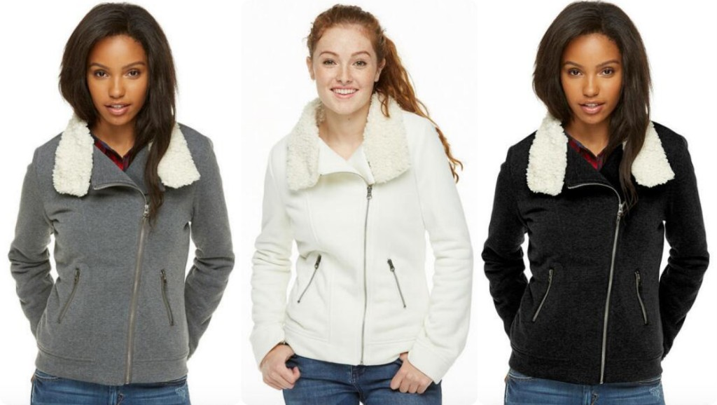 3cf39eb7d dELiA s.com  Extra 70% Off Clearance    3.90 Sherpa Jackets