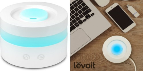 Amazon: Highly Rated Levoit Ultrasonic Aroma Diffuser Only $19.99 (Regularly $36.99)