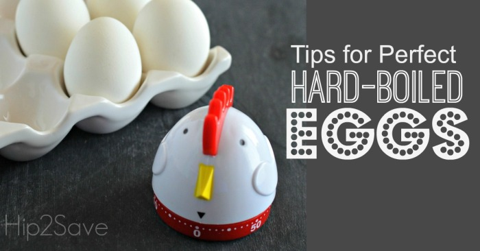 Hard-boiled Eggs Hip2Save