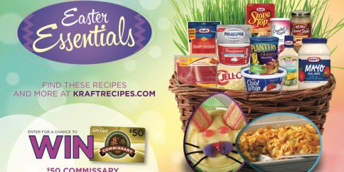 Military: March Commissary Savings on Gerber, Quaker & More (+ Enter to Win $50 Gift Card)