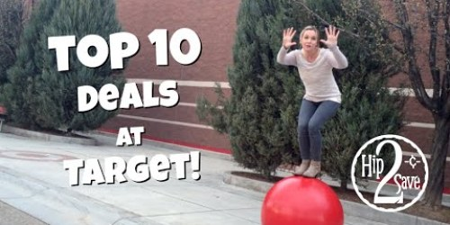 New Target Shopping Video: Top 10 Deals of the Week (3/13-3/19)