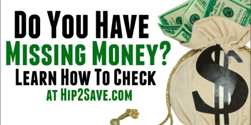 Do YOU Have Missing Money? Find Out NOW!