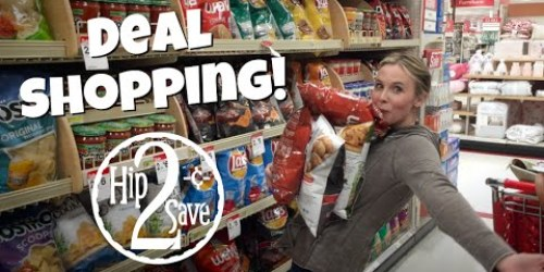 New Target Shopping Video (Save BIG on Lay's Chips, Storage Items, DVDs & More)