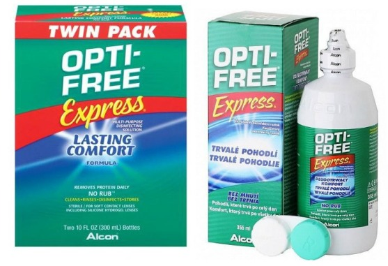 Opti-Free Products