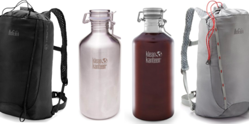 REI: Extra 25% Off Clearance Items = Awesome Deals on Klean Kanteen, The North Face & More