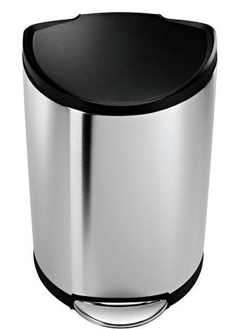 Target Clearance Find: Simplehuman 40-Liter Trash Can ...