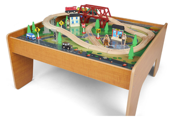 Toys R Us:  Imaginarium Train Set w/ Table (55-Pieces) $54.99 Shipped – Reg. $110