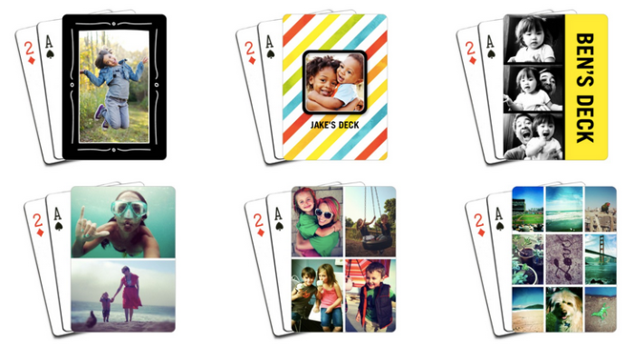 Kellogg's Family Rewards: Possible FREE Shutterfly Custom Playing Cards (Check Inbox)