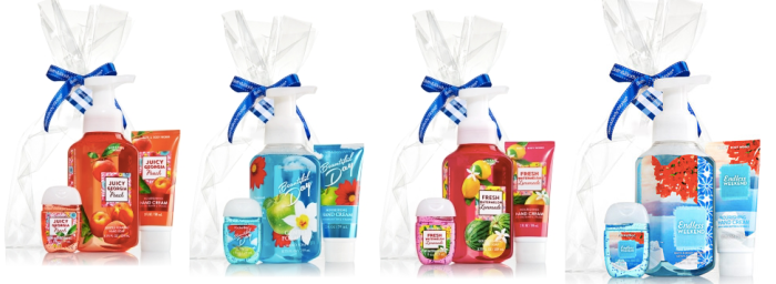 Bath & Body Works Gift Sets