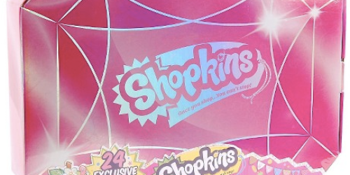 Target: Shopkins Mystery Edition 2.0 Set Only $19.99 (Includes 24 Exclusive Shopkins & More)