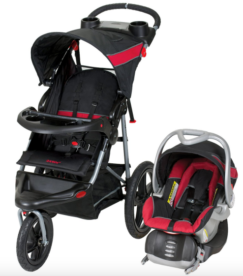 Designed Exclusively For The Keyfit Caddy Infant Car Seat Chicco Lightweight Aluminum Carrier Stroller Is