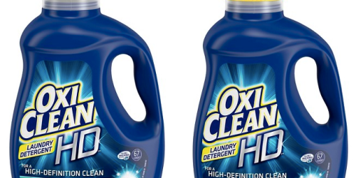 Target: OxiClean Laundry Detergent 67-Loads ONLY $3.50 Each (After Gift Card)