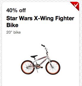 Star Wars Bike
