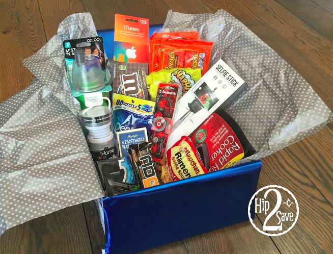Teen Products Prize Package