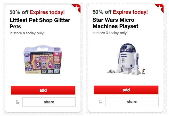 b4f28d2a6d5 Target Cartwheel: 50% Off Littlest Pet Shop Glitter Pets & 50% Off ...