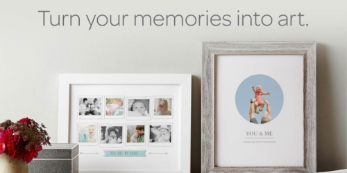 Huggies Rewards: Possible Free 8×10 Unframed Art Print from Shutterfly (Check Your Inbox)