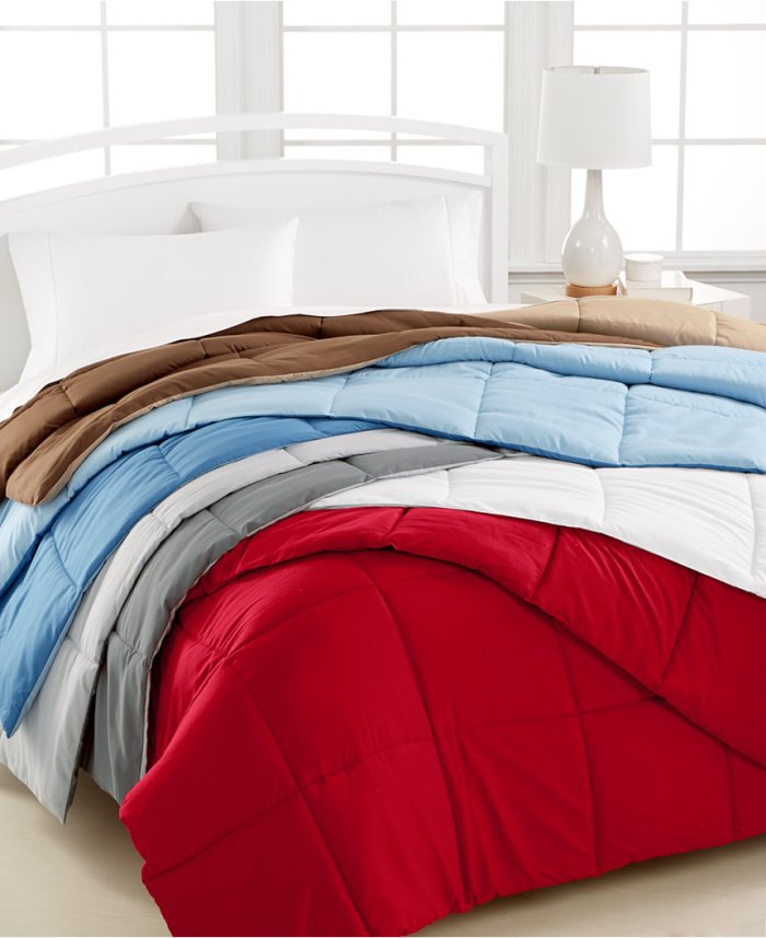 Macy S Down Alternative Comforters Only 21 99 25 99