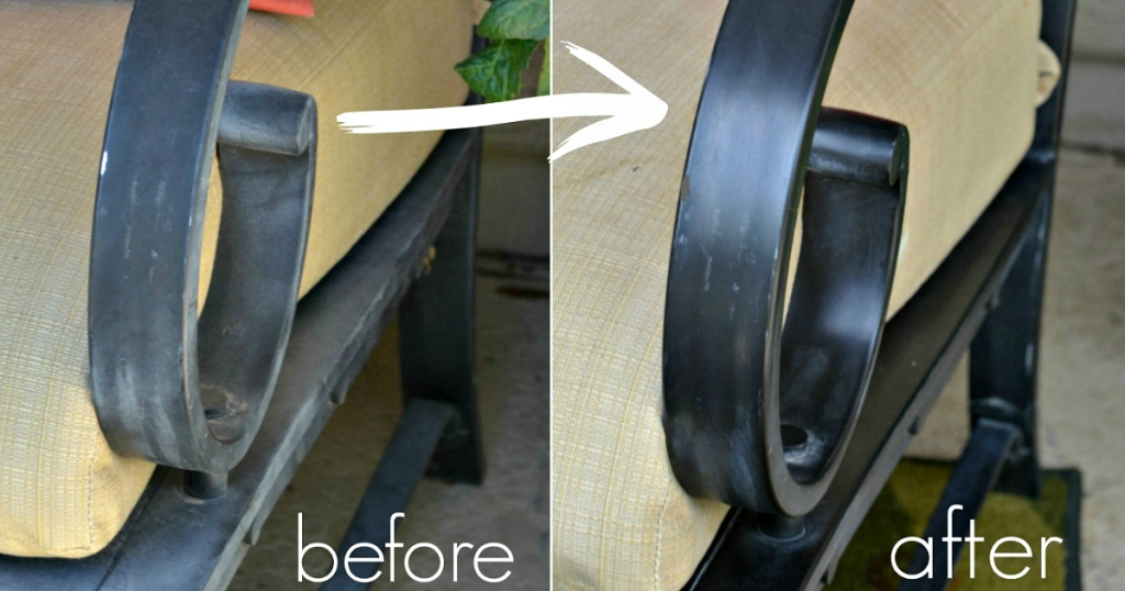 Easy way to fix patio furniture(1)