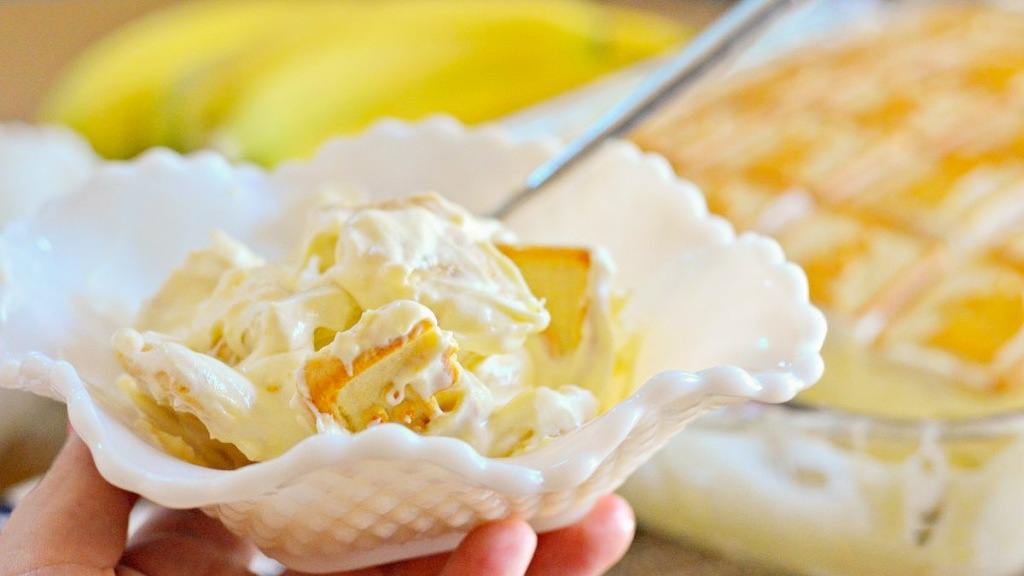 best ever banana pudding recipe