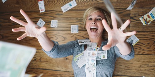How Coupons Saved My Life