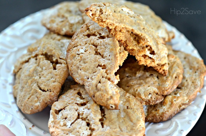 Easy 3 Ingredient Fluffer Nutter Cookies Hip2Save.com