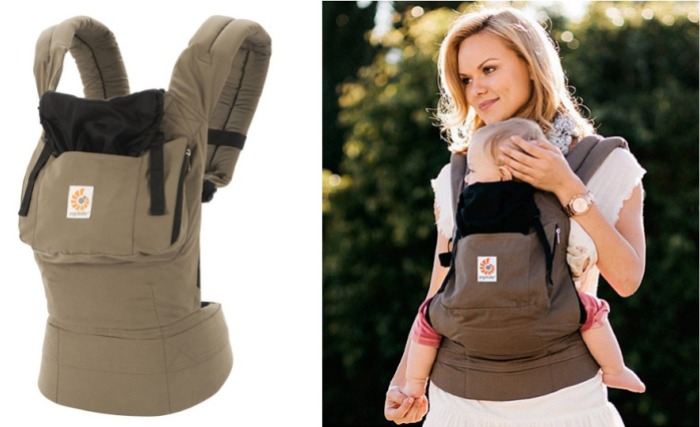 f05bfd30dce Zulily  Up to 60% Off Ergobaby   Original Ergobaby Carrier Only ...