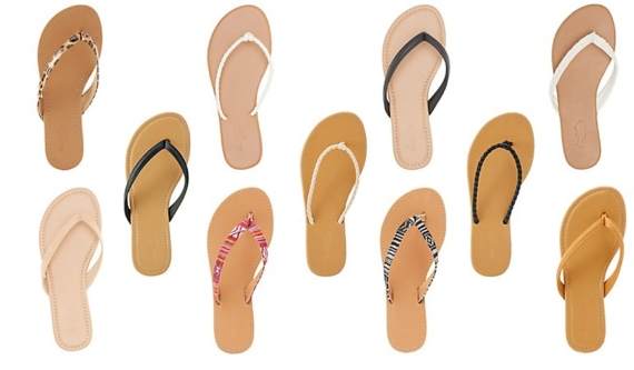 b67ca651d998 Charlotte Russe  Free Shipping Today Only ( 5 Flip Flops