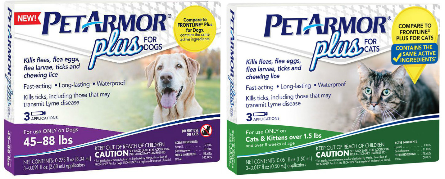 photo relating to Printable Coupon for Seresto Flea Collar known as Substantial Price tag $5/1 PetArmor Additionally Coupon \u003d Basically $9.69 at Walmart