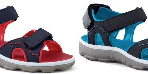 Lands' End: 40% Off ALL Shoes = Youth Action Sandals Only $5.99 (Reg. $29.50) + More