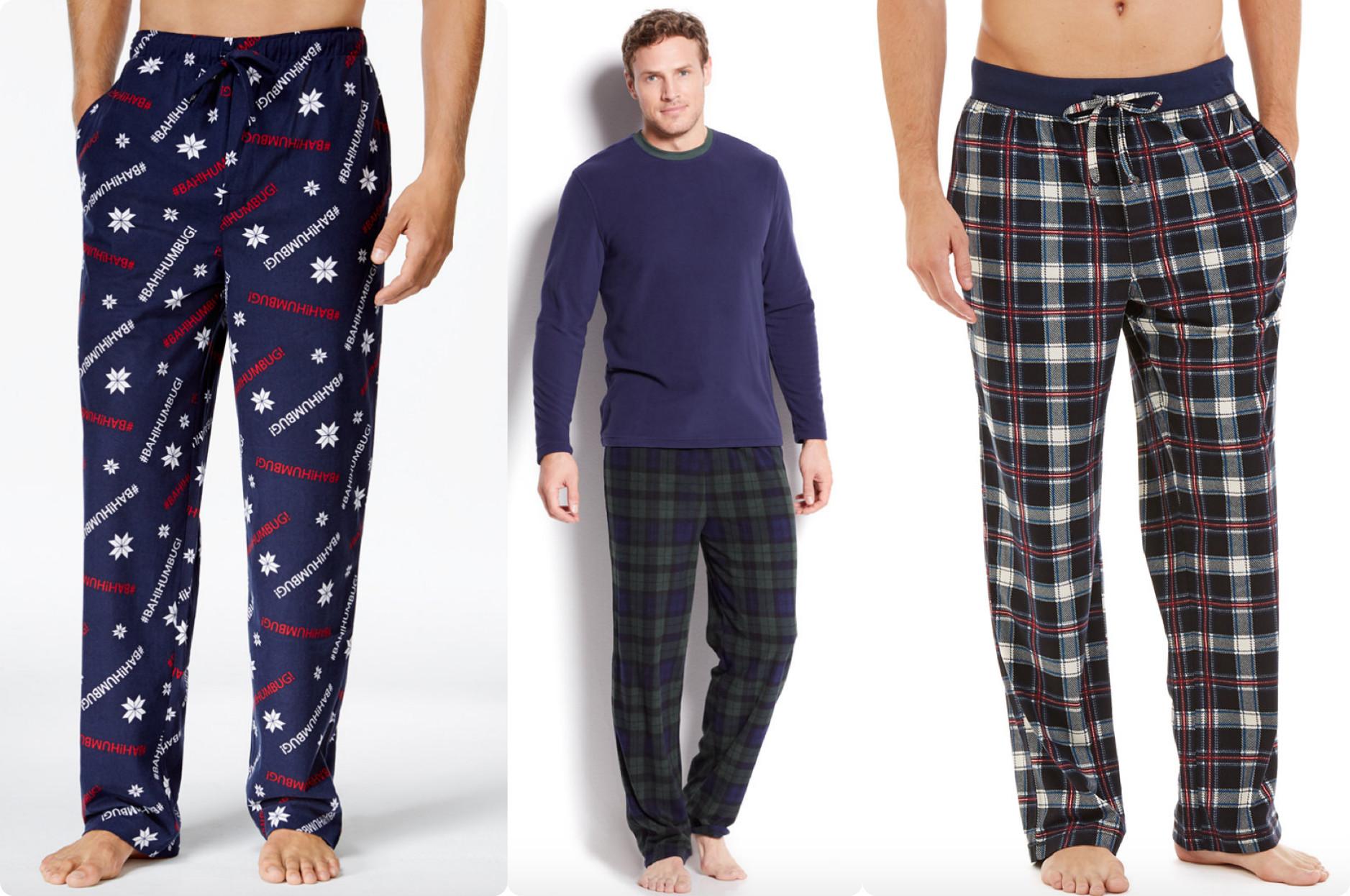 3d77d4a80905 Macy s  Men s Pajama Pants or Sets  3.99 Each - Hip2Save
