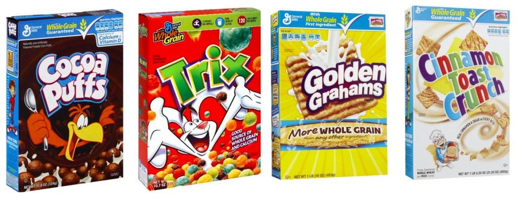 General Mills Cereal