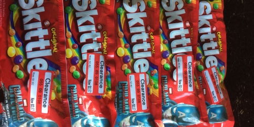 Five Packs of Skittles Candy AND $10 Fandango Movie Ticket Possibly ONLY $1.85 at Target