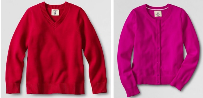 Lands End 40 Off Knit Tops And Sweaters Mens Womens Sweaters