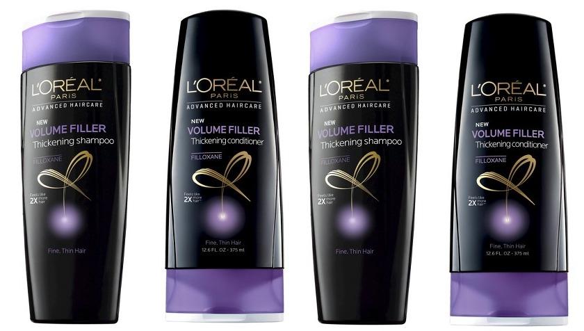 L'Oreal Advanced Shampoo and conditioner