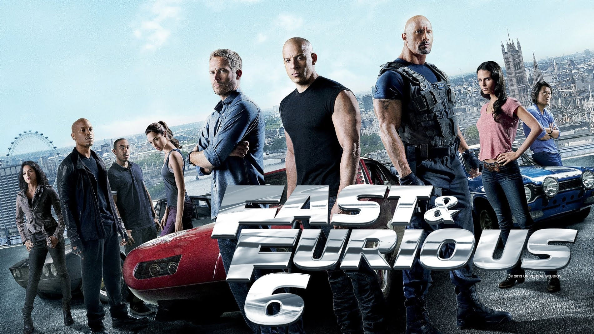 Fast & furious 6 wallpapers and background images stmed. Net.