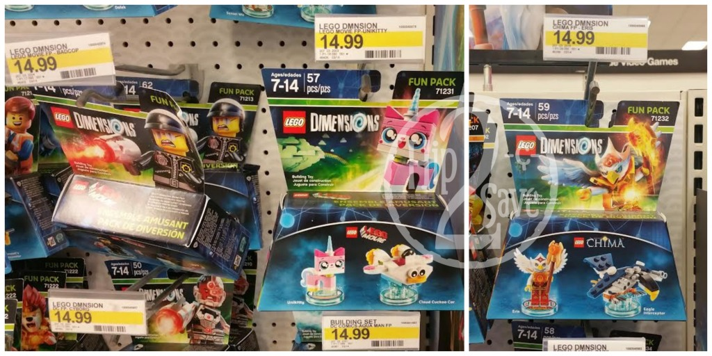 LEGO Dimensions Target