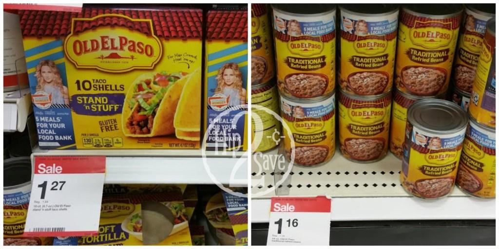 Old El Paso Target
