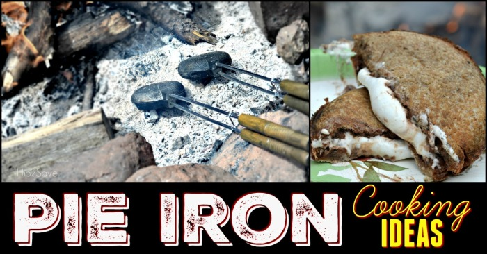 Pie Iron Outdoor Cooking Ideas