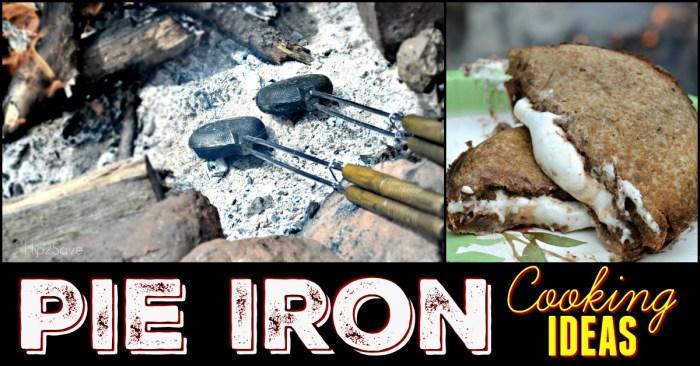 Pie Iron Outdoor Cooking Ideas