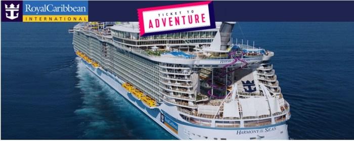 Royal Caribbean Ticket To Adventure