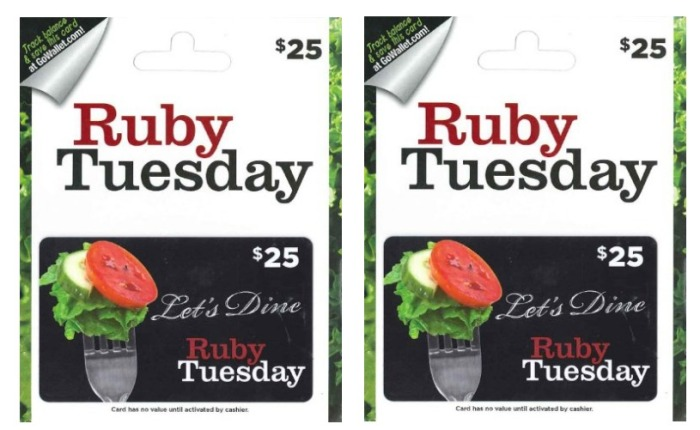 Order resume online ruby tuesday