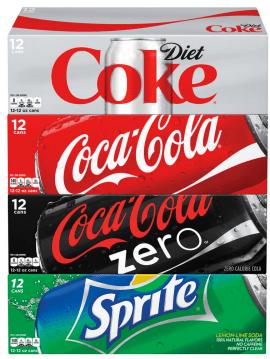 Coke 12-packs
