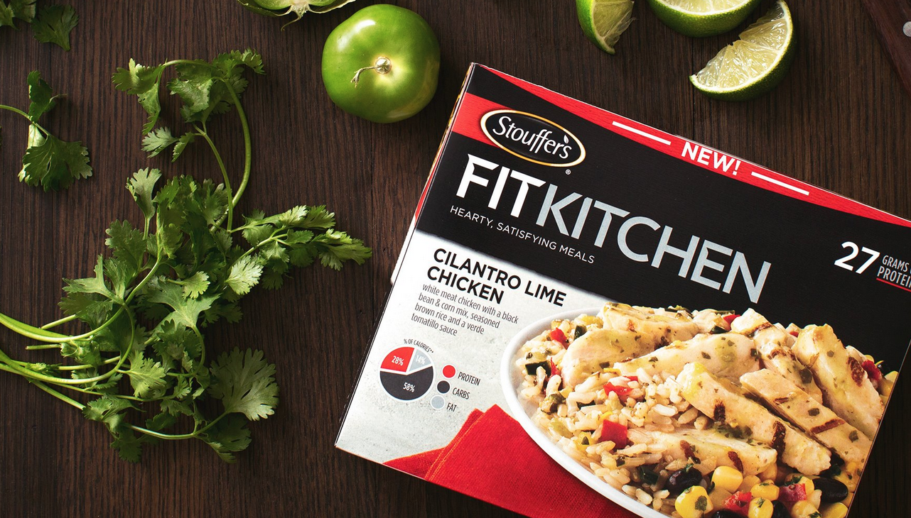 image about Stouffers Coupons Printable named Clean $1.50/1 Stouffers Healthy Kitchen area Dinner Coupon - Hip2Conserve