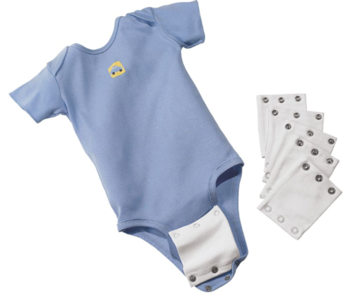 Baby clothes extenders