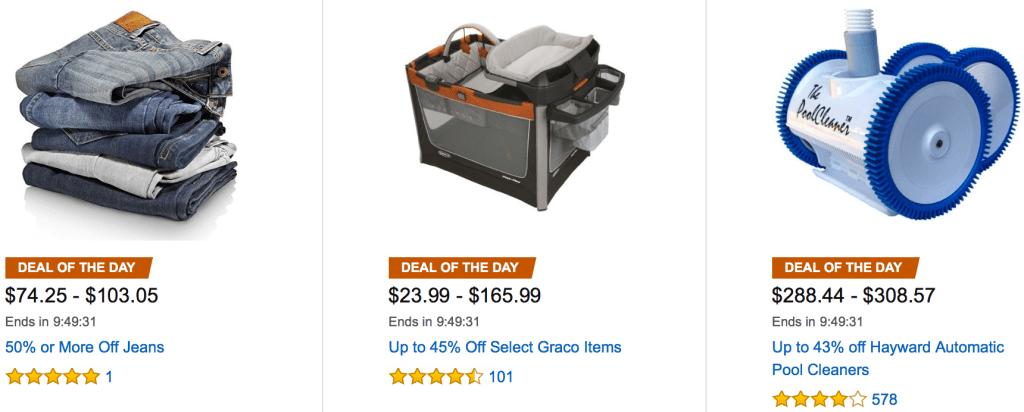 Amazon & Other Deals: Save BIG on LEGO, Beach Tents, Gummy