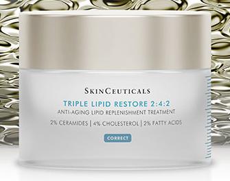 FREE sample of SkinCeuticals Triple Lipid Restore 2:4:2