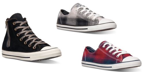 Macy's: Women's Converse All Star Shoes Only $19.99 (Regularly $79.99) + More