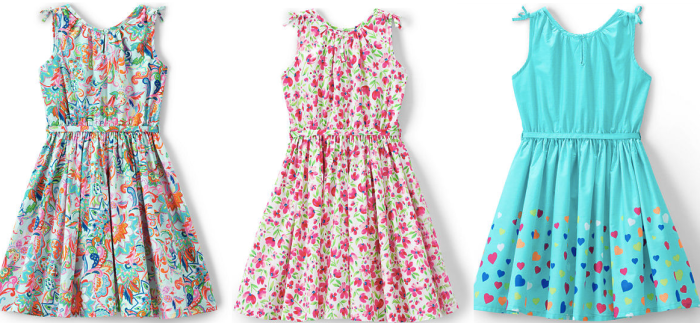 Lands End: 40% Off All Dresses Today Only